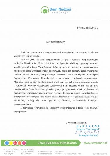I Bytomski Bieg Trzeźwości_Time-Sport.pl